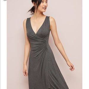 NWT Maeve Yvette Ruched Dress | Anthropologie